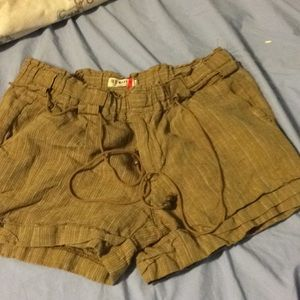 Extremely cute old navy brown shorts
